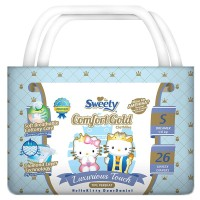 Diapers Sweety Comfort Gold S 26