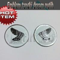 harga Emblem Tangki Honda Cb Dream Putih Tokopedia.com