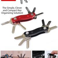 Clever Key As seen TV smart holder organizer kunci lipat gantungan new