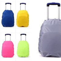 Sarung Tas Anti Air Pakai karet muat kecil hingga uk besar cover bag