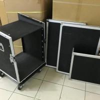 Hardcase Audio/Soundsistem 12u + Mixer (Fiber)