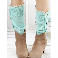 harga Leg Knit Warmer (short) 28cm Green Mint Tokopedia.com