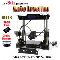 harga 3D Printer Reprap Prusa i3 DIY dengan fitur Auto Leveling Tokopedia.com