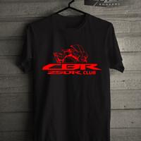 Kaos/T-shirt Honda CBR 250 Club