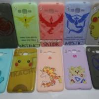 Softshell Pokemon Samsung Grand Prime Soft Case Silikon Back