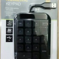 Targus AKP10AP Numeric Keypad / NumPad / Number Pad NEW and ORIGINAL