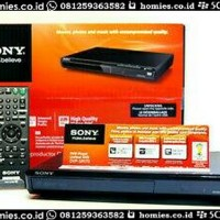 harga Dvd Player Sony SR 170  - DVD-Video/CD/Video CD/SVCD : Ya - MP3 (CD-R/ Tokopedia.com