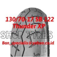 Ban motor tubeless swallow 130/70-17 SB 122 Thunder XP