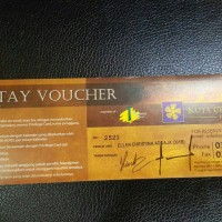 voucher hotel Kuta central Park Bali