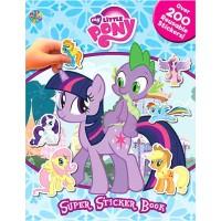 Super Sticker Book My Little Pony