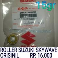 ROLLER SKYWAVE/SPIN/SKYDRIVE/VARIO FI 125 ORISINIL SUZUKI SGP 15 GR