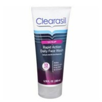 CLEARASIL DAILY FACE WASH ULTRA RAPID ACTION