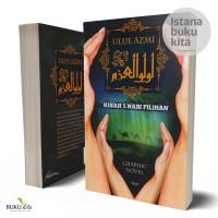 Buku Kita - Ulul Azmi: Kisah 5 Nabi Pilihan Graphic Novel