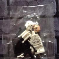 Lego Star Wars White Boba Fett NO BOX Bootleg