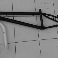 harga Frame + Fork BMX Oversize Tokopedia.com