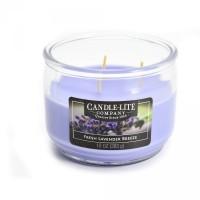 Lilin Aromaterapi Lavender | Candle Lite Fresh Lavender Premium 10 Oz