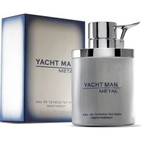 Yacht Man Metal EDT 100ml ORIGINAL