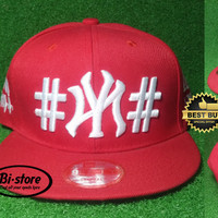Snapback Replika Import NY Been Trill C838