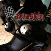 Ori Yamaha - Jalu Stang / End Grip For Nmax MX Old/New Xabre R15 R25