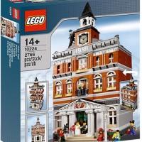 Lego 10224 Creator : Town Hall