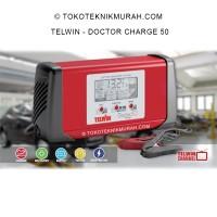 Telwin Doctor Charge 50- Battery Charger Accu / Aki Multifungsi
