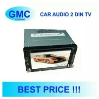 DVD TV Mobil GMC DOUBLE DIN Type BM 106