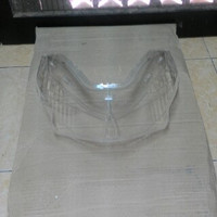 harga mika / kaca lampu depan vario 150/125 led esp orisinil Tokopedia.com