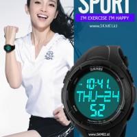 Jam Tangan SKMEI PEDOMETER Jam Tangan Casio SKMEI casio Sport ORIGINAL