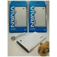 harga Powerbank Vivan 4000mah Original Tokopedia.com