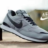 harga Sepatu Pria Casual Running Nike Air Pegasus Abu Hitam Tokopedia.com