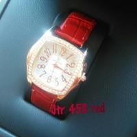harga Jam Tangan Louis Vuitton JTR 458 red Tokopedia.com