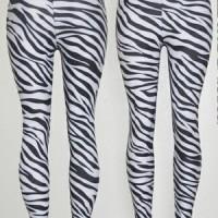 Harga Legging Motif Zebra Travelbon.com