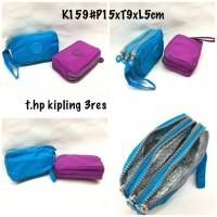 harga 20rb ONLY DOMPET HP KIPLING 3R KP159# POLOS Tokopedia.com
