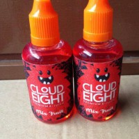 liquid lokal cloud eight Mix fruit 3mg/55ml