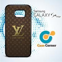 harga Louis Vuitton Logo Hd Case, Cover, Hardcase Samsung Galaxy S6 Edge Tokopedia.com