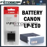 Battery Canon LP-E10 for EOS 1100D, 1200D, Rebel T3/T5, Kiss X50