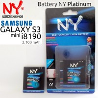 Baterai Ny Platinum Samsung I8190 Galaxy S Iii Mini