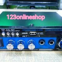 Amplifier EALSEM ES-703R USB SD RADIO FM