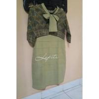 dress endek by Lupita
