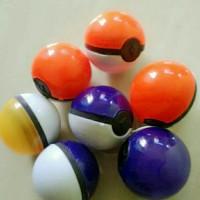 Mainan surprise egg pokemon pokeball monster