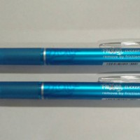 Ballpoint Pilot Frixion Clicker 0,7 Erasable Pen - Light Blue