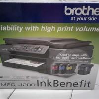 Printer Brother J200 Garansi Resmi
