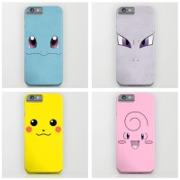 harga Custom Case Casing Pokemon Pikachu Hp Handphone Iphone Samsung Lg A136 Tokopedia.com