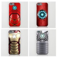 Custom Case Casing Ironman Hp Handphone Iphone Samsung Oppo Vivo A127