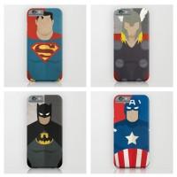 harga Custom Case Casing Batman Superman Hp Handphone Iphone Samsung Lg A140 Tokopedia.com