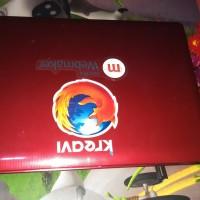 Laptop / Notebook Asus K43sd - Merah Metalic - Semarang