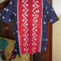 Kemeja Batik Jumputan untuk Pria Hem