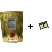 Serbuk Toner Laserjet HP 1215 MAGENTA + Chip Japan