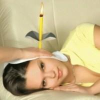 Lilin Pembersih Kotoran Telinga Terapi Salon / Ear Candle Therapy
