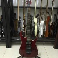 harga Gitar listrik Ibanez Premium merah Tokopedia.com